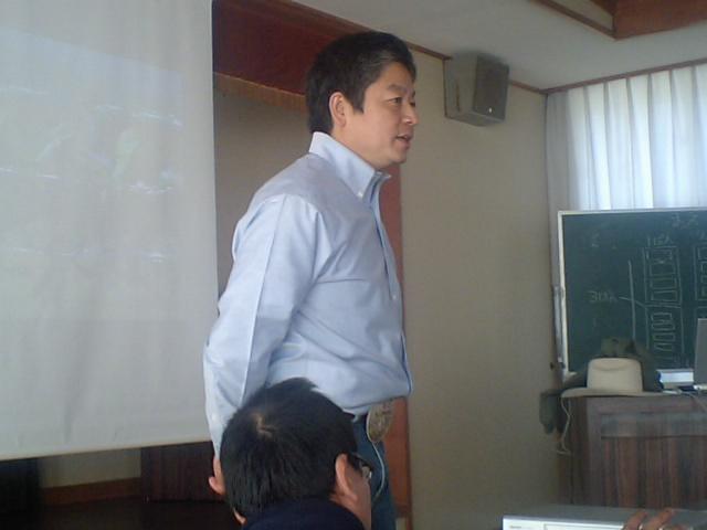 いのちのプロジェクト三日目!坂下先生による馬のお話と競技。