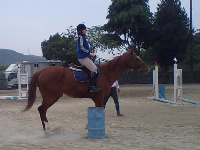 第1回遊馬カップジムカーナ競技