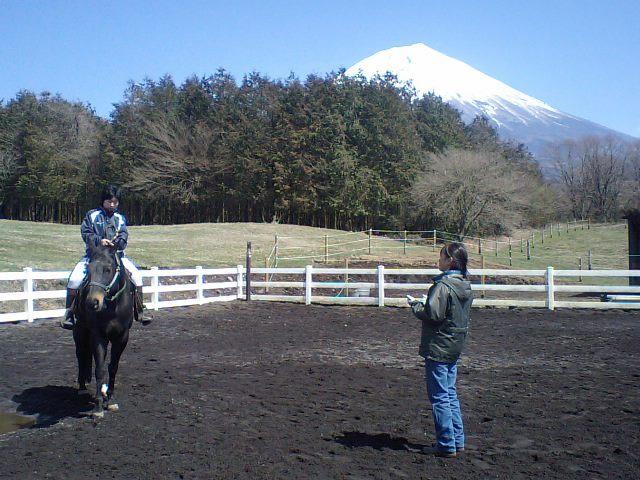 yuーko先生の馬術講義